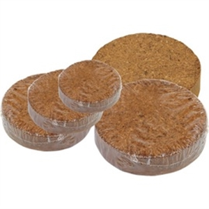 Picture of Coconut  Peat Tablets