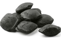 Pillow Shaped Charcoal Briquettes